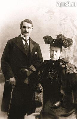 Эдит не хотелось проговаривать вслух, что она никогда не любила Гарольда. Их союз американская пресса немедленно окрестила браком нефтяной принцессы и комбайнового принца, 1895 г.