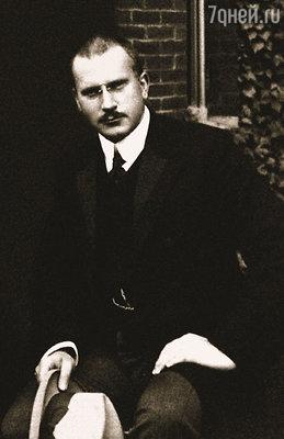 Гарольд МакКормик ревновал свою жену к ее врачу — европейскому светиле психиатрии Карлу Густаву Юнгу (на фото)