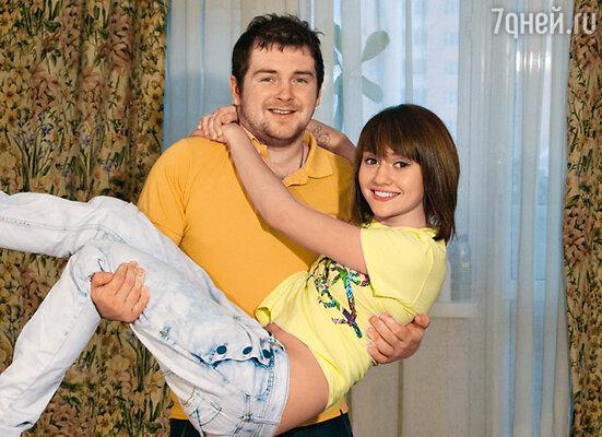 Павел Сердюк и Анна Руднева
