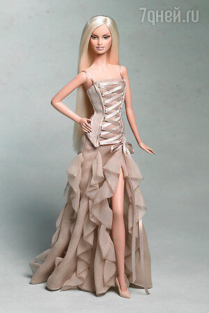 Versace для Barbie. 2004 г