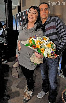 Лолита с супругом Дмитрием