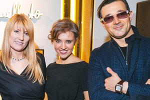 Ксения Алферова и другие звезды на юбилее ювелирного дома