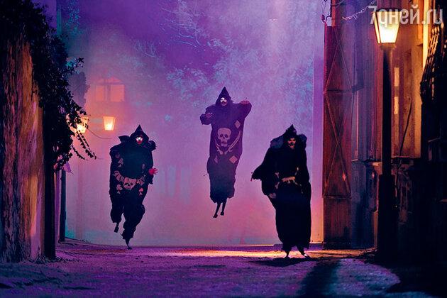 Бандиты-«попрыгунчики» терроризировали Одессу 20-х