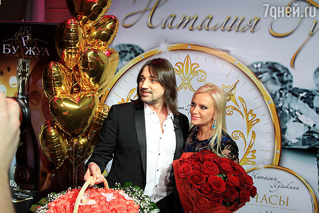 Наталия Гулькина и Николай Тимофеев