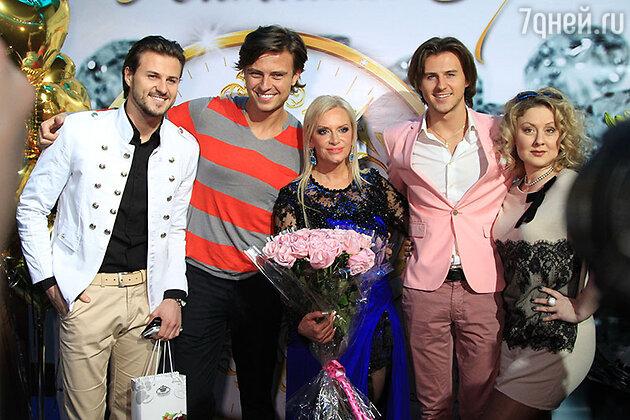 День рождения Наталии Гулькиной