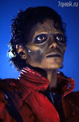 Вот в какого монстра превратился Майкл Джексон в видеоклипе на песню «Триллер»