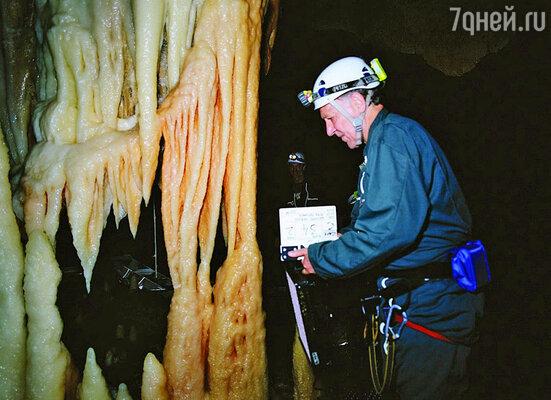 Кадр из фильма «Пещера забытых снов»