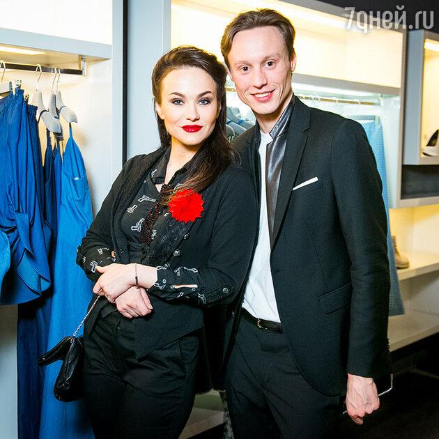 Мария Берсенева и Владимир Славский