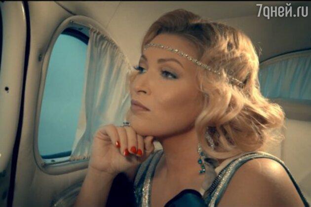 Ирина Дубцова в клипе «Я тоже его люблю»