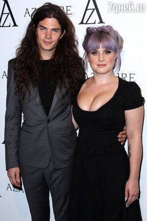 Келли Осборн и Мэттью Моссхарт, 2013