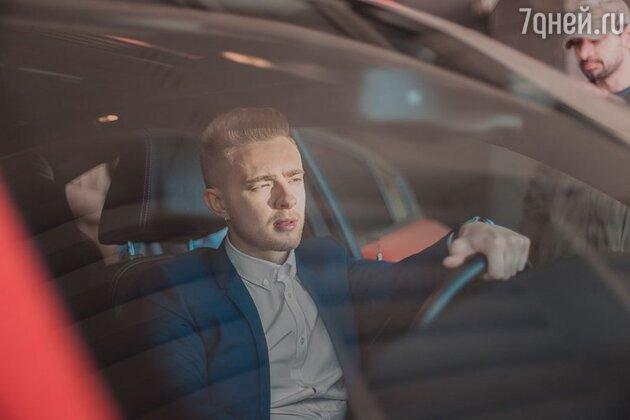 Съемки клипа Егора Крида на песню «Надо ли»