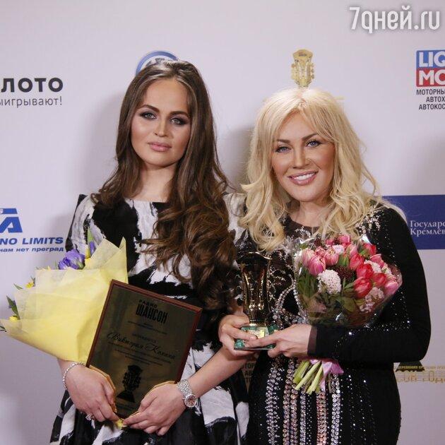 Таисия Повалий, Виктория Кохана