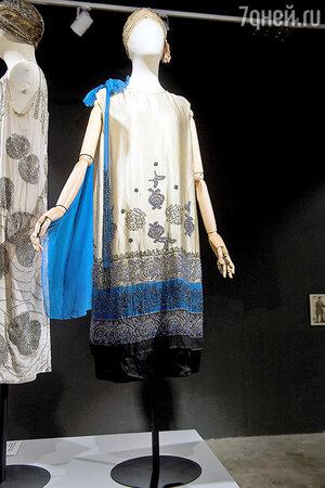 Платья 20-х годов