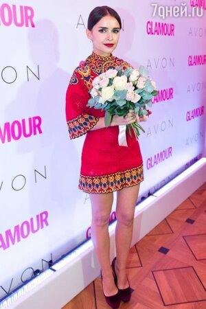 Мирослава Дума получила титул «Женщины года»