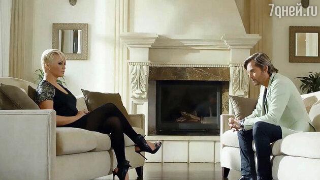 Катя Лель  и Bosson в клипе на песню «Тобой живу»