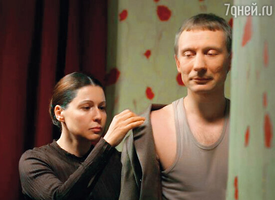 Кадр фильма «Бубен, барабан»