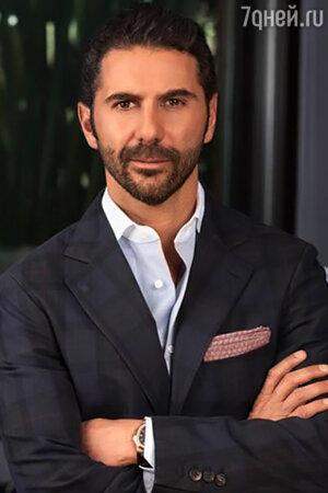 Мексиканский бизнесмен Хосе Антонио Бастон