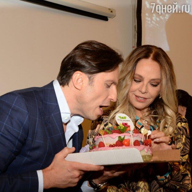 Александр Ревва, Орнелла Мути