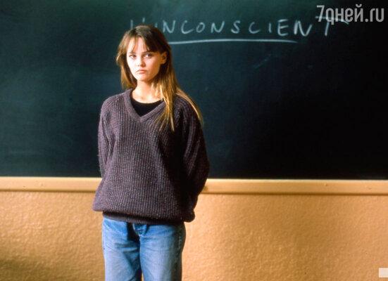 В 17-летнем возрасте Ванесса Паради сыграла свою первую роль в кино. Это была мелодрама «Белая свадьба»