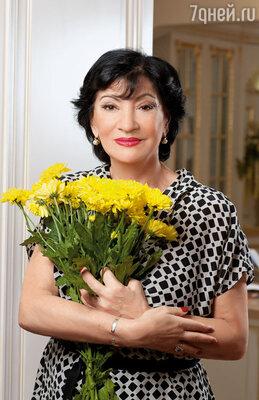 Мама всегда покупала мне мои любимые желтые хризантемы
