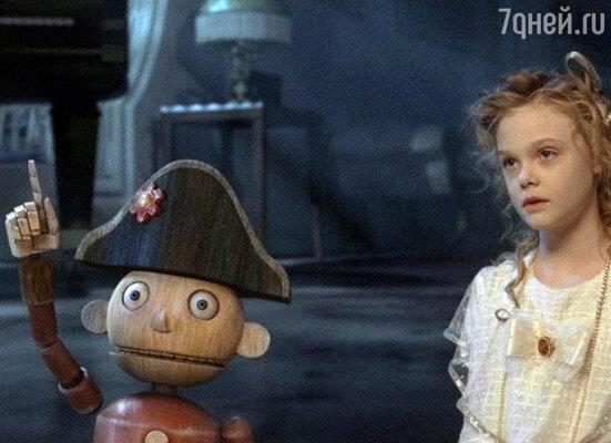 Кадр фильма  «Щелкунчик и Крысиный король»