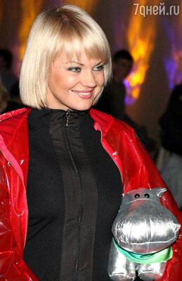 певица Ирина Ортман