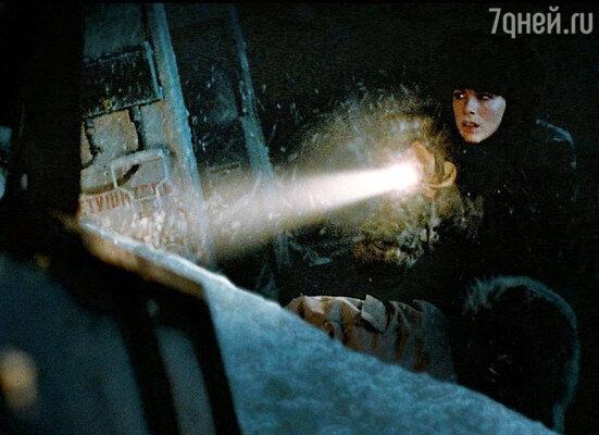 Кадр из фильма «Белая мгла»