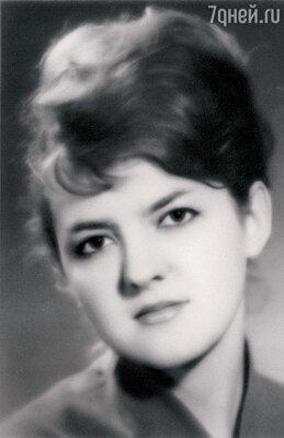 Мама Ренаты — Алиса. 1961 г.