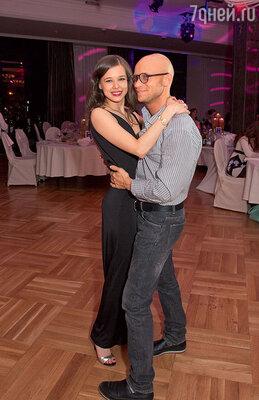 Дмитрий Хрусталев и Екатерина Шпица