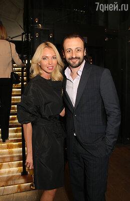 Татьяна Тотьмянина и Илья Авербух
