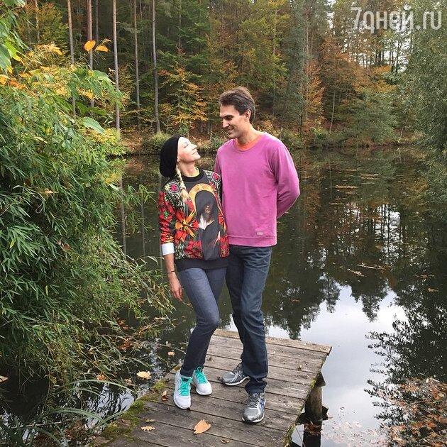 Кристина Орбакайте и Михаил Земцов отметили 10 лет супружеской жизни