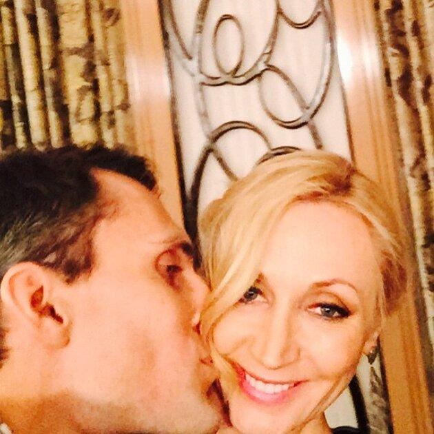 Кристина Орбакайте и Михаил Земцов отметили 10-летие супружеской жизни