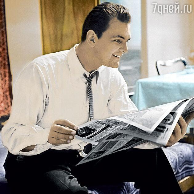 Юрий Яковлев. 1961 г.