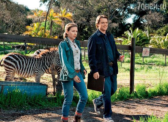 Кадр из фильма «Мы купили зоопарк»