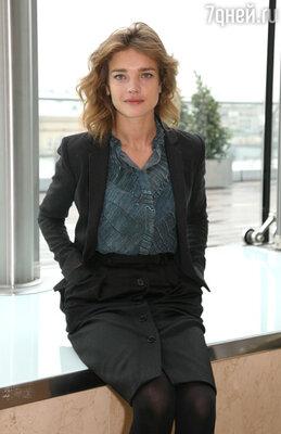 Наталья Водянова в 2004 году основала фонд «Обнаженные сердца» и лично принимает участие во многих проектах фонда