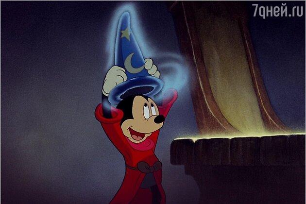 Кадр из мультфильма «Фантазия»