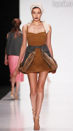 ������ ������ Ruban � ������ Mercedes-Benz Fashion Week