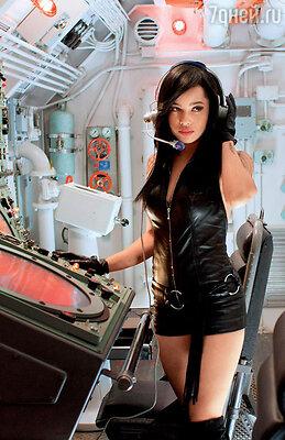 Зои в фильме «Люди Икс: Первый класс». 2011 г.