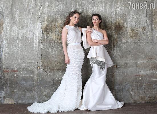 Настя Винокур и Галина Юдашкина