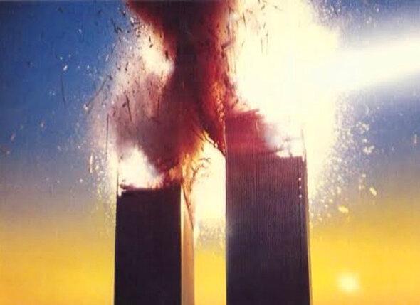 Незваный «гость из космоса» разрушил башни-близнецы Всемирного торгового центра еще в фильме 1979 года «Метеор»