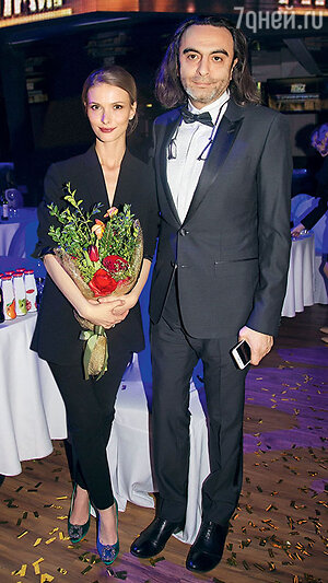 Светлана Иванова с Джаником Файзиевым