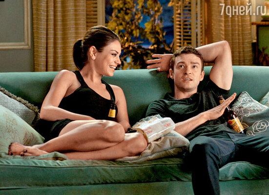 Кадр из фильма «Секс по дружбе»