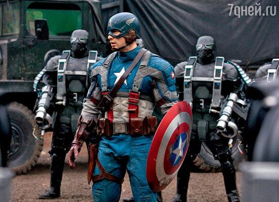 Кадр из фильма «Первый мститель»