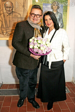 Александр Васильев и Екатерина Стриженова