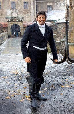 Валерий Николаев сыграл главного злодея