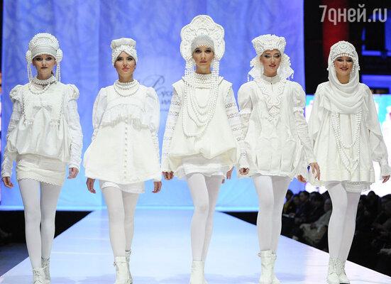«Жемчужинки России» Блэк Светлана и Фарафонова Екатерина, Киров