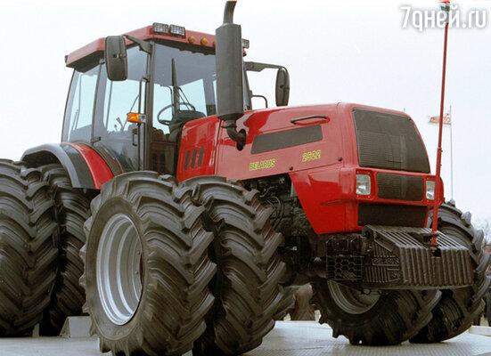 Слово о тракторе