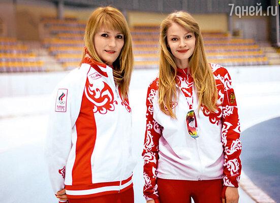 Две Светланы — Журова и Ходченкова