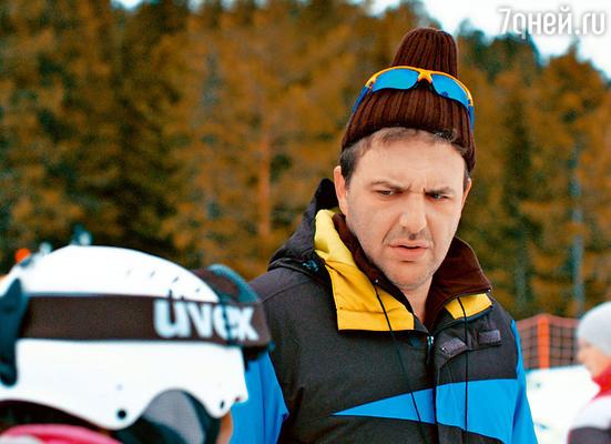 Максиму Виторгану досталась роль тренера сноубордисток