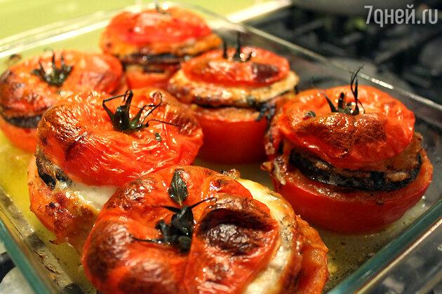 Фаршированные помидоры: рецепт от шеф-повара Мишеля Ломбарди